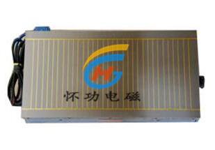 F铣床用强力电磁吸盘