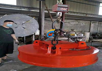强磁挖掘机起重电磁铁1