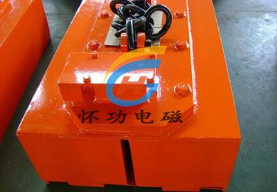 捆扎棒材用起重电磁铁