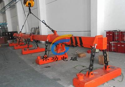 吊运管坯 钢管用起重电磁