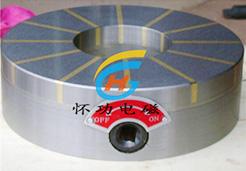 圆形放射永磁吸盘